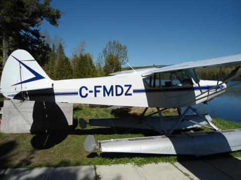 Off Market Aircraft in Quebec: 1960 Piper PA-18-150 - 2