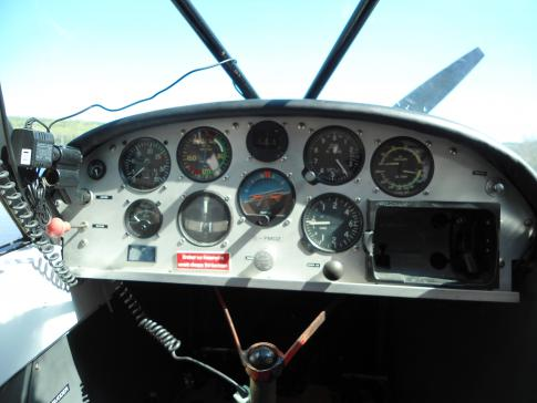 Off Market Aircraft in Quebec: 1960 Piper PA-18-150 - 3