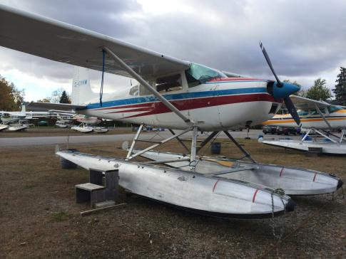 Aircraft for Sale in Quebec: 1972 Cessna 180H - 2
