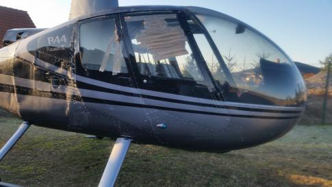 Aircraft for Sale in brno, Czech Republic: 2007 Robinson R-44 Raven II