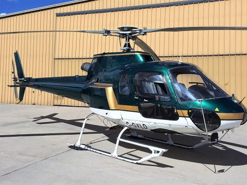 Aircraft for Sale in Alberta, Canada: 1989 Eurocopter AS 350B2 Ecureuil