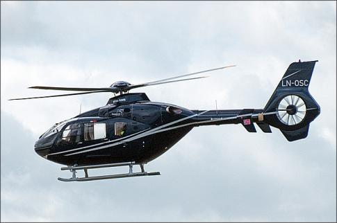 Off Market Aircraft in Norway: 2009 Eurocopter EC 135T2+ - 1