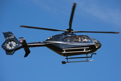 Off Market Aircraft in Norway: 2009 Eurocopter EC 135T2+ - 2