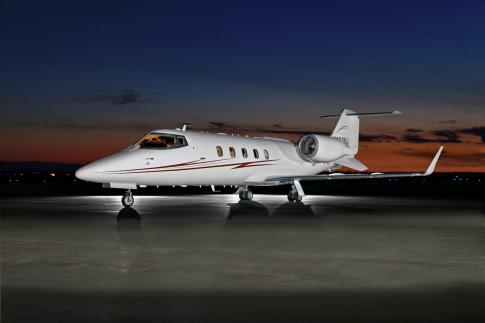 Aircraft for Sale in North Dakota: 2002 Learjet 60 - 1
