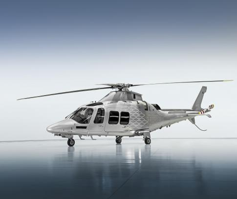 Off Market Aircraft in Florida: 2017 Agusta AW109SP - 1
