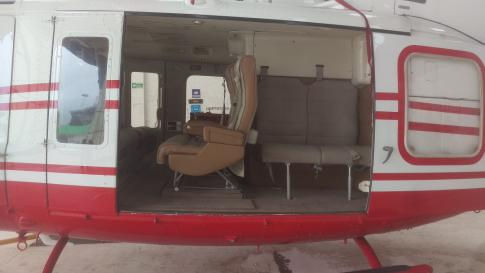 Off Market Aircraft in Mexico: 2008 Bell 412EP - 2