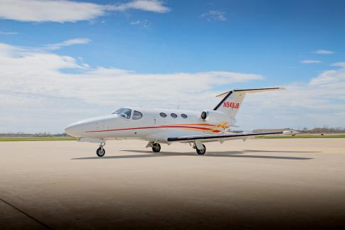 Aircraft for Sale in Indiana: 2009 Cessna Citation Mustang - 1