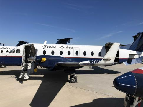 Off Market Aircraft in Utah: 1995 Beech 1900D - 1