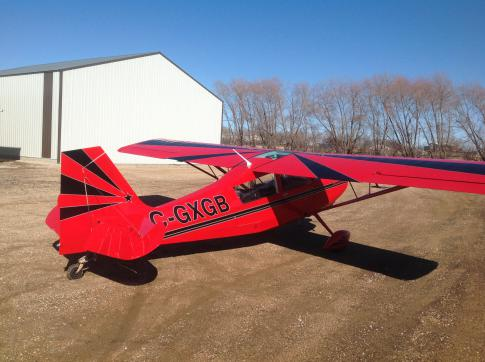 Aircraft for Sale in Birch Hills, Saskatchewan, Canada (CJD3): 2010 American Champion 8KCAB Super Decathlon