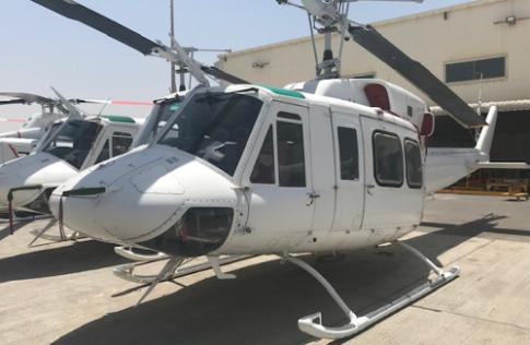 Aircraft for Sale in United Arab Emirates: 1976 Bell 212