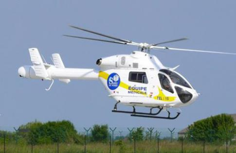 Aircraft for Sale in Belgium: 2008 MD Helicopters Explorer - 1