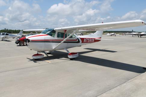 Aircraft for Sale in North Myrtle Beach, South Carolina, United States (KCRE): 1978 Cessna 182Q