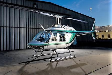 Aircraft for Sale in United States: 1971 Bell 206B3 JetRanger III