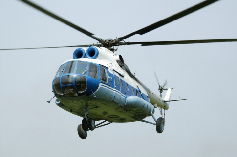 Off Market Aircraft in Russia: 1989 Mil MI-8T - 1