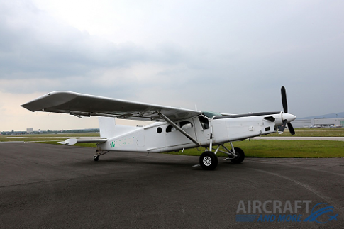 Off Market Aircraft in Austria: 1977 Pilatus PC-6/B2-H4 - 1