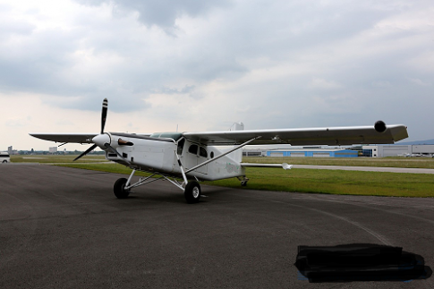 Off Market Aircraft in Austria: 1977 Pilatus PC-6/B2-H4 - 2