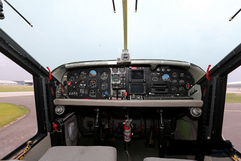 Off Market Aircraft in Austria: 1977 Pilatus PC-6/B2-H4 - 3