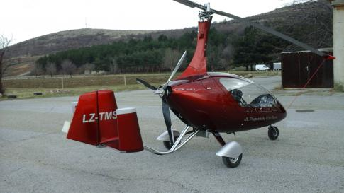 Off Market Aircraft in Sliven: 2010 Autogyro Gmbh. Calidus - 2