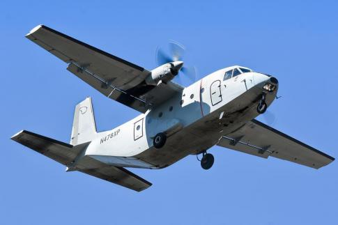 Aircraft for Sale/Lease in North Carolina: 1982 Casa CN-212-200 - 1