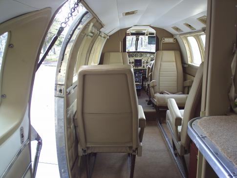 Aircraft for Sale in Harper Woords, Michigan, United States (MI): 1966 Beech 65 Queen Air Excalibur