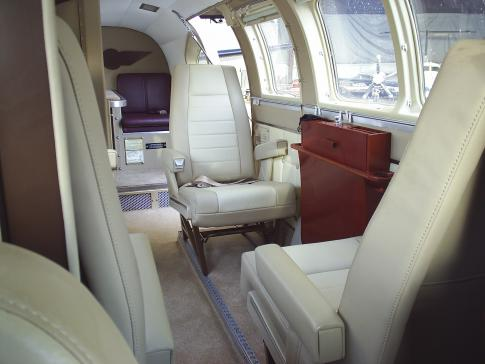 Aircraft for Sale in Michigan: 1966 Beech 65 - 2