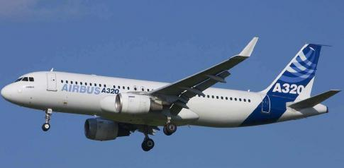 Off Market Aircraft in France: 2019 Airbus A320-214 - 1