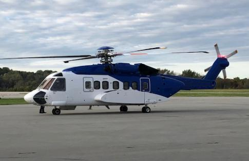 Aircraft for Sale in United States: 2012 Sikorsky S-92