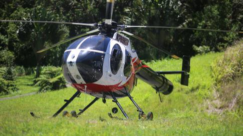 Off Market Aircraft in USA: 1993 MD Helicopters 520N - 1
