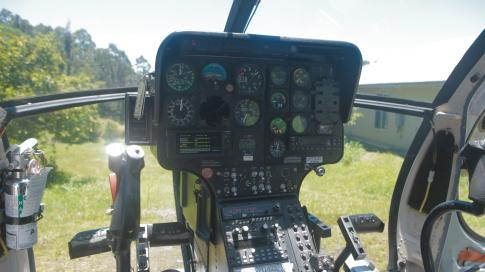 Off Market Aircraft in USA: 1993 MD Helicopters 520N - 3