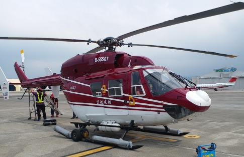 Aircraft for Sale in Taipei, Taiwan (TSA): 1991 Eurocopter BK 117B2