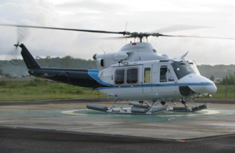 Aircraft for Sale in Indonesia: 2007 Bell 412EP