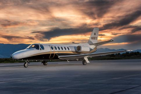 Aircraft for Sale in Utah: 1986 Cessna Citation S/II - 1