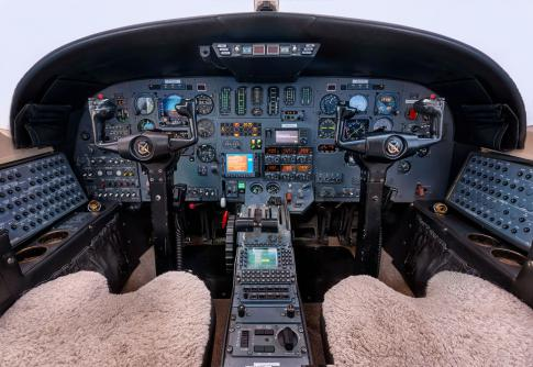 Aircraft for Sale in Utah: 1986 Cessna Citation S/II - 2
