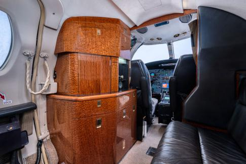 Aircraft for Sale in Utah: 1986 Cessna Citation S/II - 3