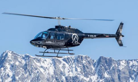 Off Market Aircraft in France: 1979 Bell 206B3 - 1