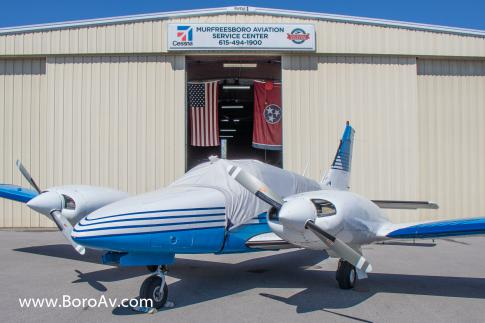 Off Market Aircraft in Tennessee: 1978 Piper Seneca - 3