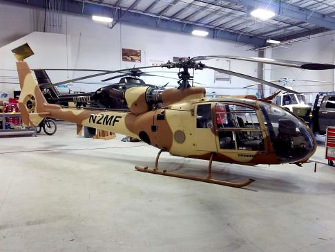 Aircraft for Sale in Boulder city, Nevada, United States (KBVU): 1976 Eurocopter SA 341 Gazelle
