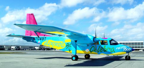 Aircraft for Sale in Puerto Rico: 1971 Britten Norman BN2A-21 - 2