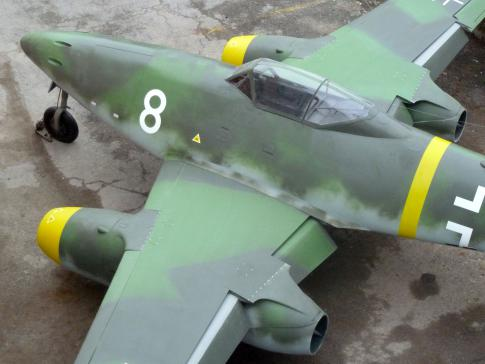 Aircraft for Sale in Austria: 1944 Messerschmitt Me 262