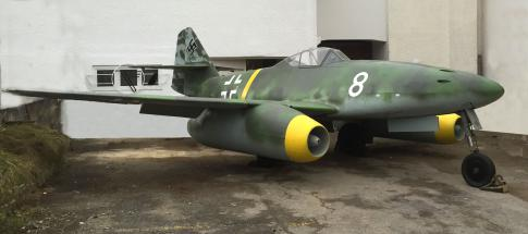 Aircraft for Sale in Austria: 1944 Messerschmitt Me 262 - 2