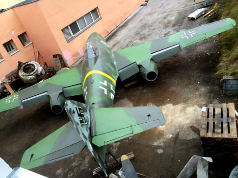 Aircraft for Sale in Austria: 1944 Messerschmitt Me 262 - 3