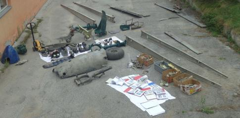 Aircraft for Sale in Austria: 1944 Junkers Stuka - 2