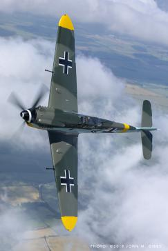 Off Market Aircraft in UK: 1957 Messerschmitt Bf 109-G - 3