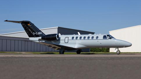 Aircraft for Sale in Germany: 2007 Cessna Citation CJ3 - 1