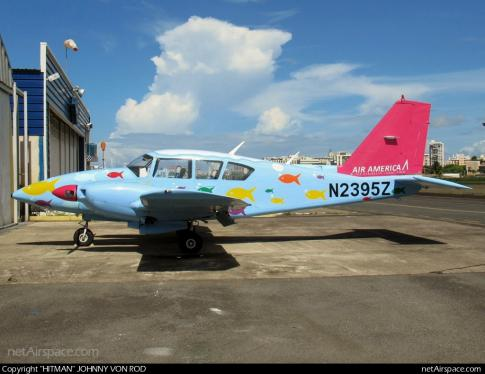 Aircraft for Sale in San Juan, Puerto Rico: 1979 Piper PA-23 Aztec F