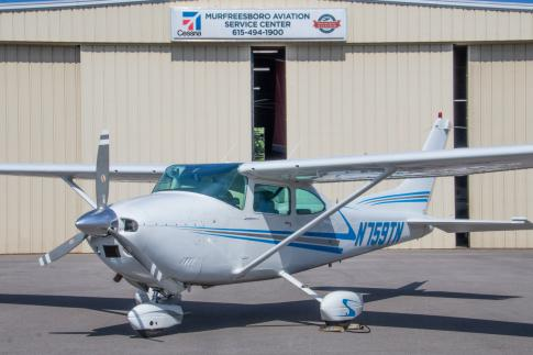 Aircraft for Sale in Murfreesboro, Tennessee, United States (KMBT): 1978 Cessna 182Q Skylane