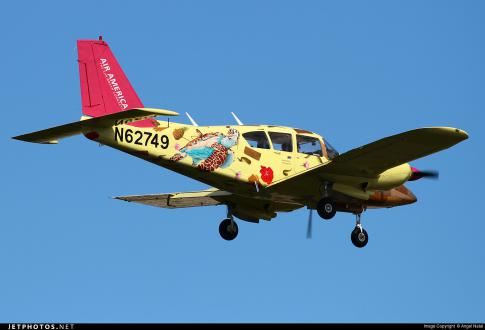 Aircraft for Sale in San Juan, Puerto Rico: 1976 Piper PA-23 Aztec F