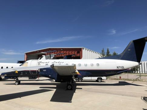 Aircraft for Sale in Cheyanne, Wyoming, United States: 1988 Embraer EMB-120ER Brasilia