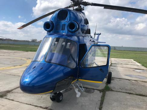 Off Market Aircraft in DNIPRO: 2018 Mil MI-2 - 3