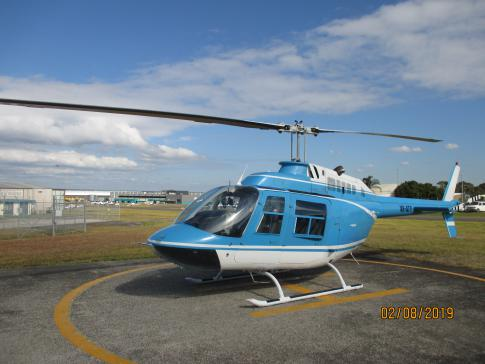 Aircraft for Sale in Bankstown, NSW, Australia (YSBK): 1987 Bell 206B3 JetRanger III